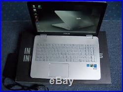 15,6 Notebook ASUS N551JK-CN173H Core i7 16GB RAM 1TB HDD GTX 850M Windows 8