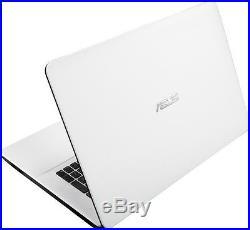 17,3/43,9cm Notebook ASUS F751 Intel 4x1,83GHz 8/500GB DVDRW HDMI WLAN WIN10