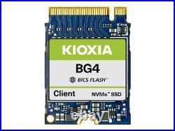 1TB KIOXIA BG4 KBG40ZNS1T02 M. 2 2230 NVMe SSD Asus Rog Flow X13 Surface Laptop