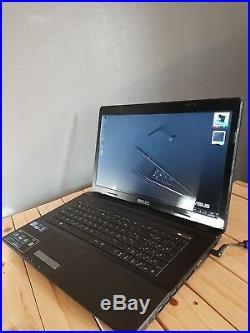 ASUS 17 Intel Core I5 3,10GHz CG nVidia Geforce RAM 6Go HDD 500Go PC GAMER
