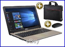 ASUS F540SA 15,6 Intel N3050 2x 2,16GHz 4GB 500GB Webcam Win 10