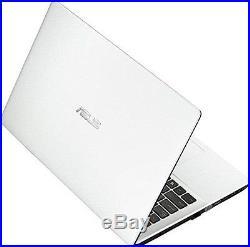 ASUS F55xM (15,6 Zoll) Notebook Intel N3540 Quad Core, weiß, 8GB RAM, 1TB WIN 7