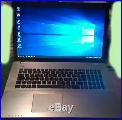 ASUS F750JB / X750LA i3 4Go SSD + HDD