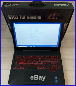 ASUS FX504GD i5 8300 3.9Ghz 1To SATA + 16Go Intel Optane Garantie 2020