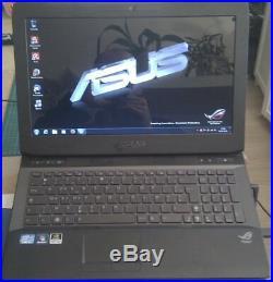 ASUS G53SW i5 GTX460M 500Go Win 10