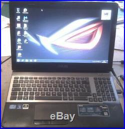 ASUS G55VW boosté i7 12Go GTX 660M SSD +SSHD 750Go ROG GAMER