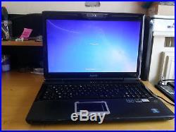ASUS G60vx Core2 Duo P9800 2.93ghz GTX 260m 1GB 4go DDR2 SSD 128Go+1TO