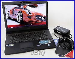ASUS G73S R. O. G. Full HD Gamer Notebook, I7 Quad Core, GeForce GTX460M DDR5-Ram