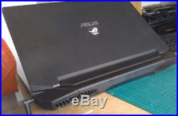 ASUS G750JS GAMER ROG i7 14Go GTX 870M SSD 128Go +1To BR Win 10
