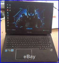 ASUS G750JW GAMER ROG i7 16Go GTX 770M SSD 180Go +1To