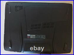 ASUS G751JY T7370T 980M 4go dédié