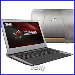 ASUS G752VM-GC006T / Intel Core i7 / GTX 1060