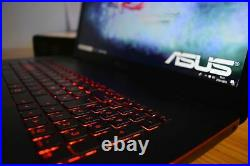 ASUS G771JM i5 3.4GHz 8Go SSD 120Go + 500Go sans GTX