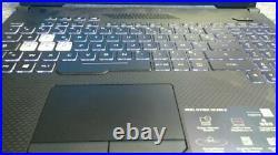 ASUS GL504GS GTX 1070 i7-8750H