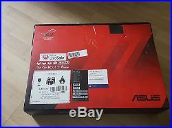 ASUS GL552J 15.6 ROG i7-4720HQ 2.6 GHz, 16 GB RAM, 1TB HDD, GeForce GTX 950M