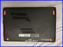 ASUS GL553VD-DM470 i5 7300HQ / 4GB / 1To / GTX 1050 QWERTY Español NEUF