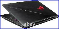 ASUS GL703G ROG 17.3, i7-8750H, NVIDIA GTX1070, 16 Go RAM, ordinateur portable
