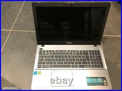 ASUS GRIS R510L I5 8 GO SSD 500GO Nvidia 720 Batterie neuve