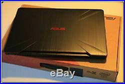 ASUS Gamer TUF FX504 15.6 i5-8300H NVIDIA GTX 1050 8 Go RAM 1 To SSHD