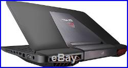 ASUS Gaming Book ROG G751JT-T7179H i7 4720HQ 2.6GHz, 17.3 FHD, GTX970M, 16GB