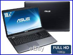 ASUS HAUT DE GAMME 18.4 Full HD, i7 3e gen. @3.4GHz, 18Go, SSD 240Go+HDD 1To