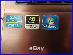 ASUS Intel Core I7 3,10GHz CG nVidia Geforce RAM 6Go PC GAMER