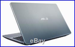ASUS K541UJ-DM102T-LU 2.50GHz i5-7200U 15.6 1920 x 1080pixels Argent Ordinateur