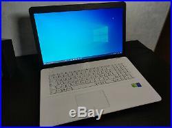 ASUS K751LB 17.3 Intel i5-5200U 6 GO 240GB SSD NVIDIA GEFORCE 940M
