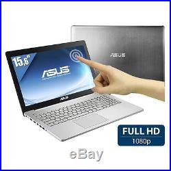 ASUS N550JK -15.6 FHD TACTILE -Core i7- GTX 850M -16 Go RAM -128 SSD + 1 To HDD