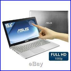 ASUS N550JK TACTILE i7 8Go FHD SSD