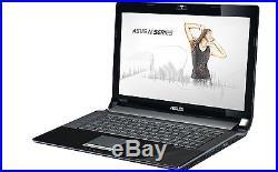 ASUS N73JQ i7 3GHz 6Go HDD 320Go 7200tpm Nvidia GT425M