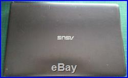 ASUS N750JV i7 8Go SSD 500Go +1To GT750M rétro-éclairé