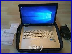 ASUS N751JX Ordinateur Portable i7 4ièm Géné. RAM 16 Go 3,6Ghz