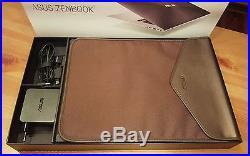 ASUS Notebook UX303LA R4286H 13,3 i5 5200U 8GB RAM 256GB SSD