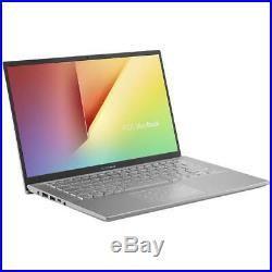 ASUS Ordinateur portable 14'' FullHD Ryzen 5 8Go 256Go SSD Win10 VivoBook S14