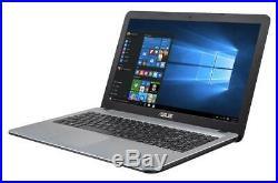 ASUS Ordinateur portable 15.6' FullHD' I5 4Go 1To+ 128SSD Win10 R540UA