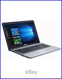 ASUS Ordinateur portable 15.6'' Pentium 4Go 1To Win10 X541NA-GO148T Silver