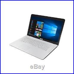 ASUS Ordinateur portable 17.3 Pentium 4Go 1To Win10 F751NA-TY018T
