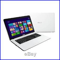 ASUS Ordinateur portable X751LJ-TY401T I3-5005U/17.3 /4G/1T/W10/G920M/BLANC/P2