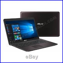ASUS Ordinateur portable X756UQ-TY120T 17,3p i7-7500U 8G 1T W10H GT940M Marron