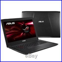 ASUS PC Portable Gamer FX753VD-GC171 17,3 Core i5-7300HQ RAM 8Go