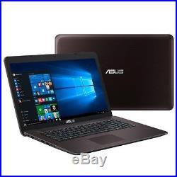 ASUS PC Portable K756UV-TY300T 17.3 4Go de RAM Windows 10 Intel Core i5