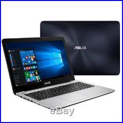 ASUS PC Portable R558UQ-XX1147T 15,6' 8Go de RAM Windows 10 Intel Core i5