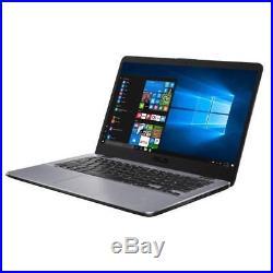 ASUS PC Portable X405UA-BV511T 14' 8Go de RAM Windows 10 Intel Pentium I