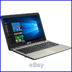 ASUS PC Portable X541UJ-GO157T 15.6 8Go de RAM Windows 10 Intel Core i3
