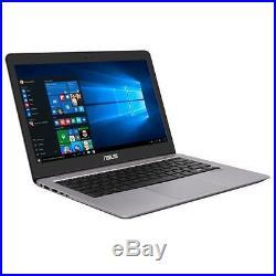 ASUS PC Portable ZenBook UX310UA-GL007T 13,3 4Go de RAM Windows 10 Intel