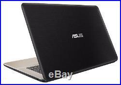 ASUS PC Portable reconditionné K751LB-TY242T MARRON écran 17,3