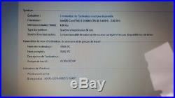 ASUS Pc portable 17 Intel core i5 Ram 4Go CG nVidia GT520M 1Go