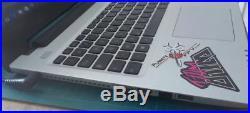 ASUS R505CB fin et robuste i7 8Go GT740M SSD