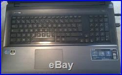 ASUS R900VB haut de GAMME 18.4 i7 16Go SSD 500Go +HDD 640Go